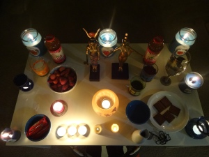 offerings to aset