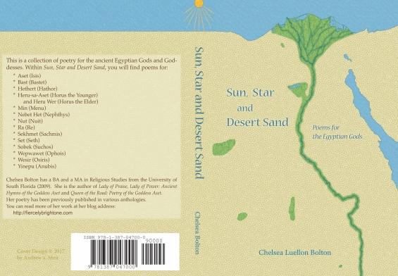 Sun, Star and Desert Sand Final